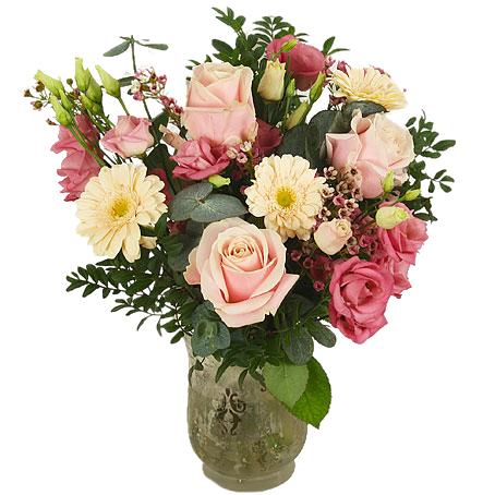 skicka blommor danmark