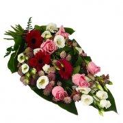 blommor begravning uppsala